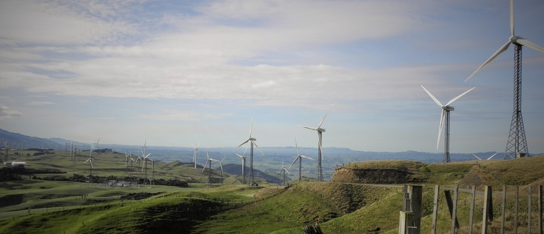 Guided Trip to Wind Farm