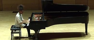 Sunday Recital: Pianist Liam Wooding
