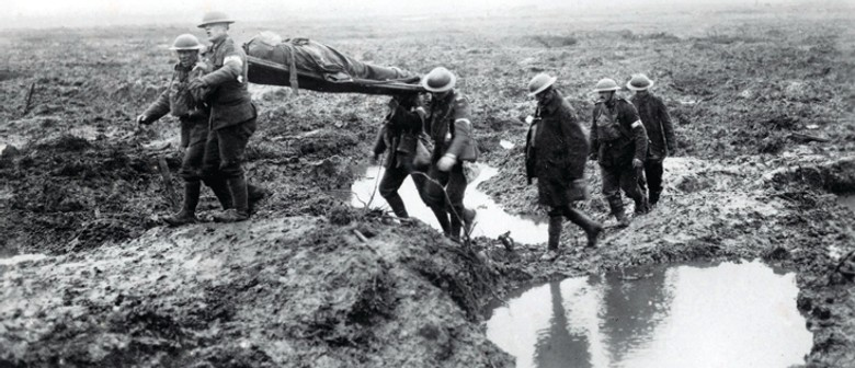 I Died In Hell, Passchendaele: From Tauranga to the Trenches