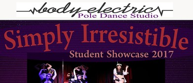 Simply Irresistible: Body Electric Student Showcase 2017