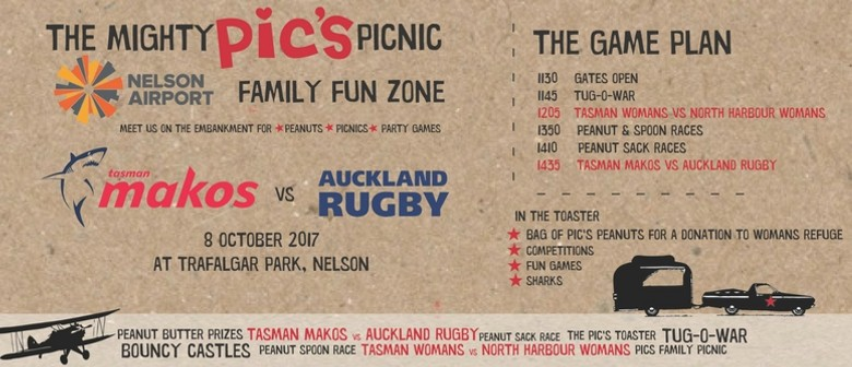 The Mighty Pic's Picnic