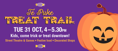 Te Puke Treat Trail - Halloween Festival