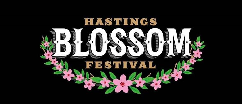 Hastings Blossom Parade 2017