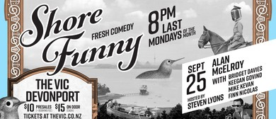 Shore Funny - Fresh Comedy