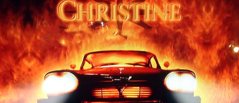 Christine Outdoor Drive-In Movie: CANCELLED