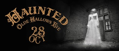 Haunted Olde Hallows Eve