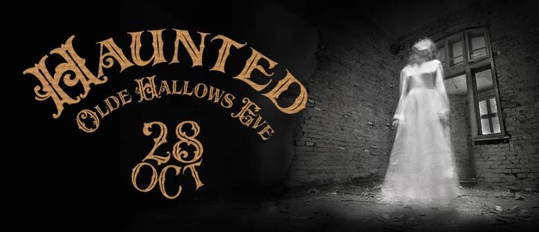 Haunted Olde Hallows Eve