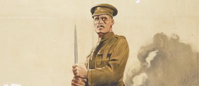 Talks: Battle of Passchendaele and Memorial Locomotive