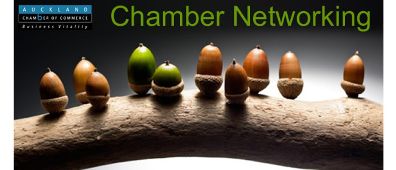 Auckland Chamber of Commerce Information Evening
