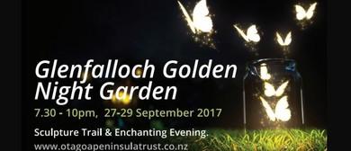 Glenfalloch Golden Night Garden