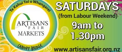 Artisans Fair Market - Whangarei Bridge Market