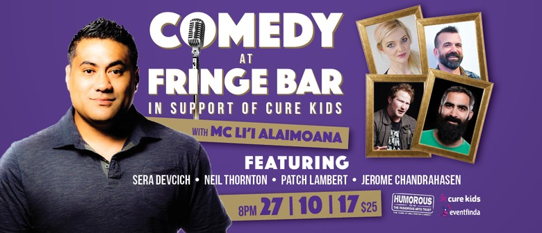 Comedy for CureKids