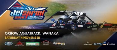 Altherm NZ Jet Sprint Championship - Round 1