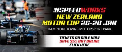 Speed Work Events Championship Series Hampton