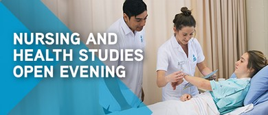 Nursing and Health Studies Open Event