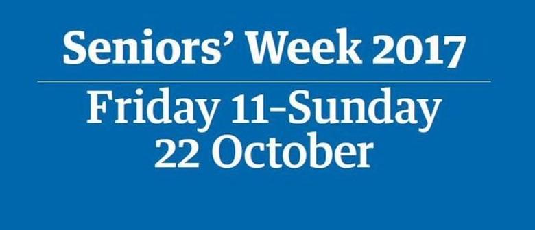 Seniors' Week '17: Introduction to Holocaust Centre NZ