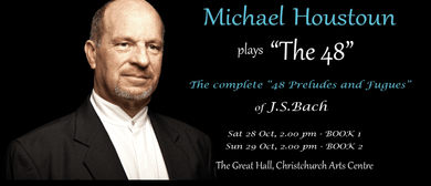 Michael Houstoun Plays The 48 - Book 1