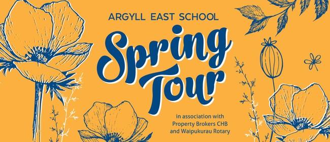 Argyll East School Spring Tour