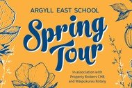 Argyll East School Spring Tour