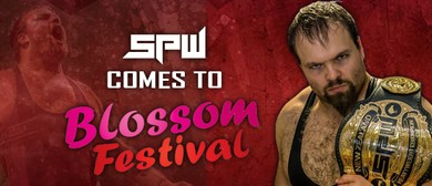 SPW Pro Wrestling at Blossom Festival