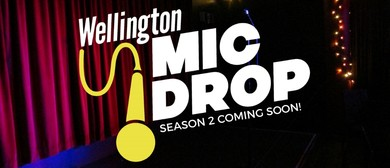 Mic Drop - Comedy Taping