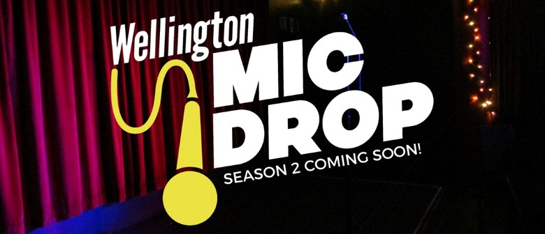 Mic Drop - Comedy Taping