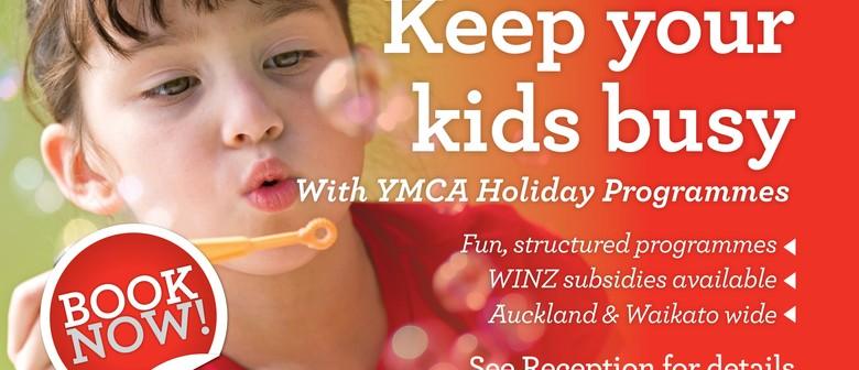 YMCA Lynfield Holiday Programme Mini Golf! 5yrs+