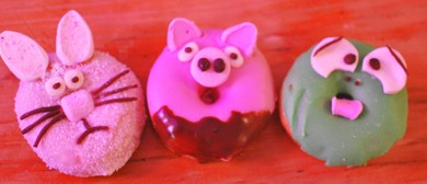 Doornuts Donut Decorating - School Holiday Program