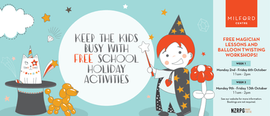October School Holidays