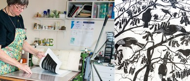 Printmaking with Val Cuthbert (VCA1)