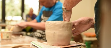 Working with Clay with John Evans (JEA1)