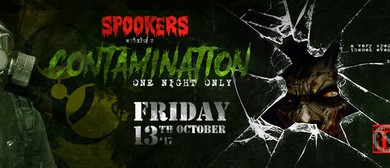 Bloody Buffet + Friday 13th Containment Pass R16