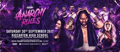 Live Pro Wrestling - Anarchy Rules