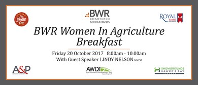 BWR Women In Agriculture Breakfast at the Hawkes Bay Show