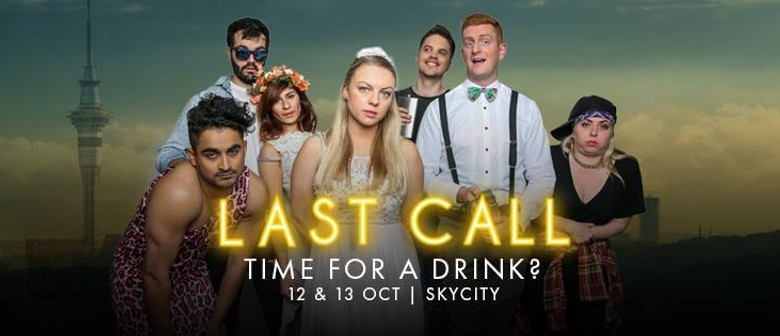 The Revue 2017: Last Call