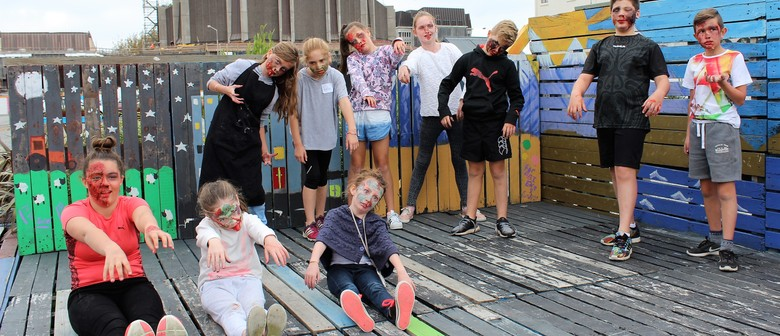 Special Effects School Holiday Workshop