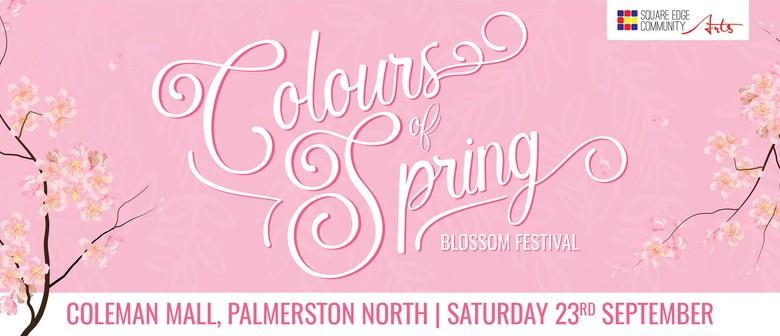 Colours of Spring Blossom Festival 2017