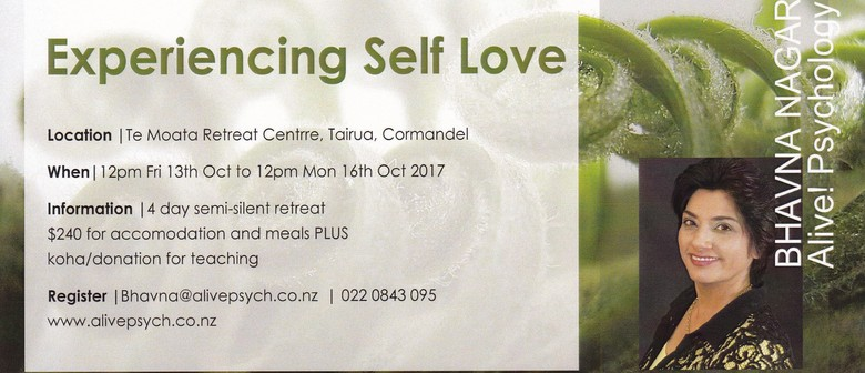 Experiencing Self-Love Retreat