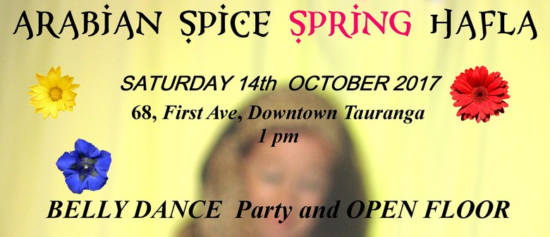 Arabian Spice Spring Party Hafla and Open Floor