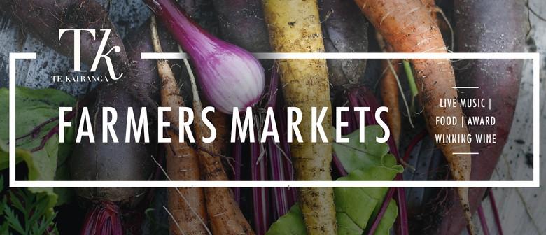 Te Kairanga's Farmers Market