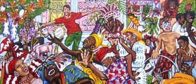 Zarambe Afro Latin Beat