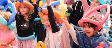 Balloon Workshop With Zappo
