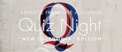 Alliance Francaise Quiz Night