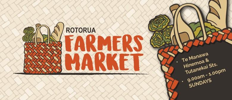 Rotorua Farmers Market