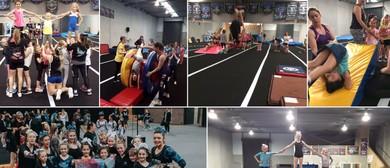 Give It a Go! 10+yrs Zero Gravity Cheerleading