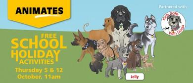 Animates Coastlands - School Holiday Programme