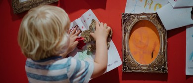 'Frame Me: The Corsini Collection' for 6–8 year olds