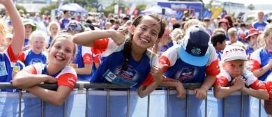 West Auckland Sanitarium Weet-Bix Kids Tryathlon