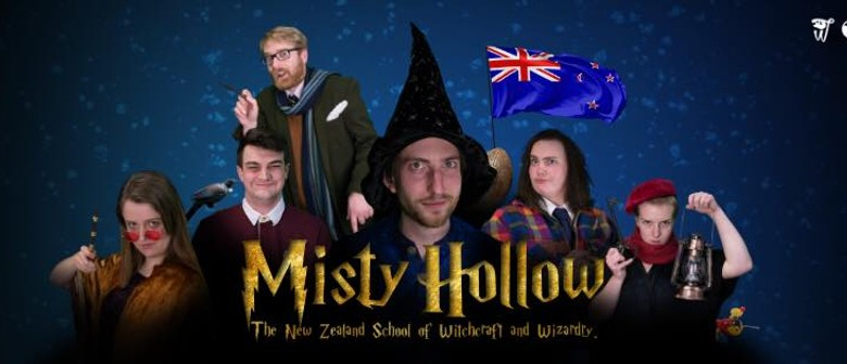The New Zealand School of Witchcraft and Wizardry