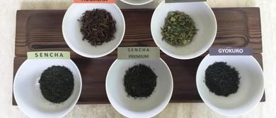 Japanese Tea Seminar At the Chocolate & Coffee Show